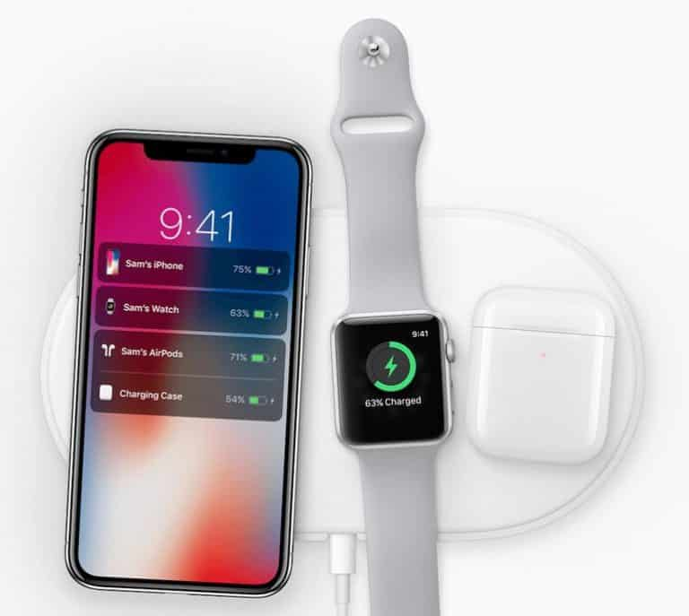iPhone X AirPower